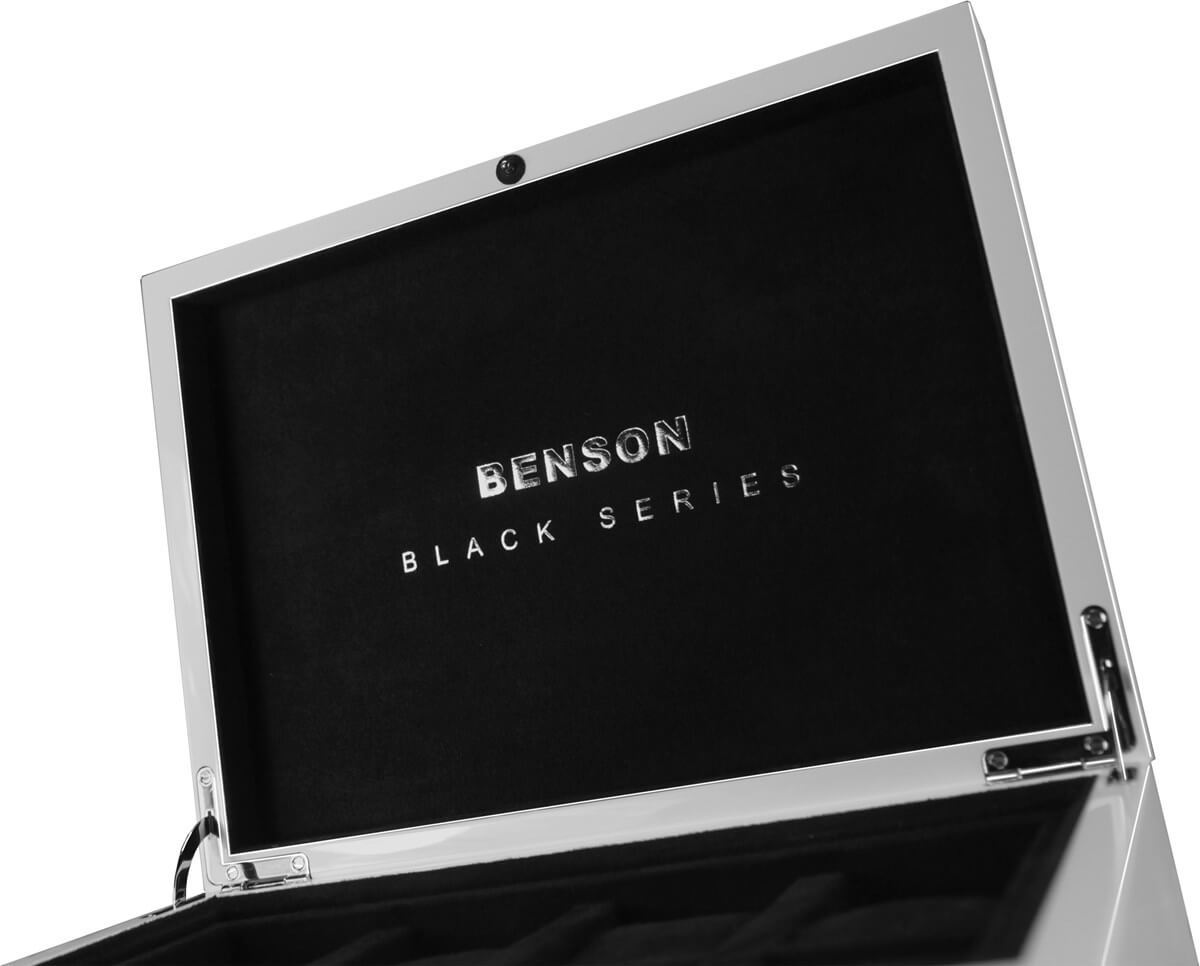 Benson Black Series WB.12.17.W