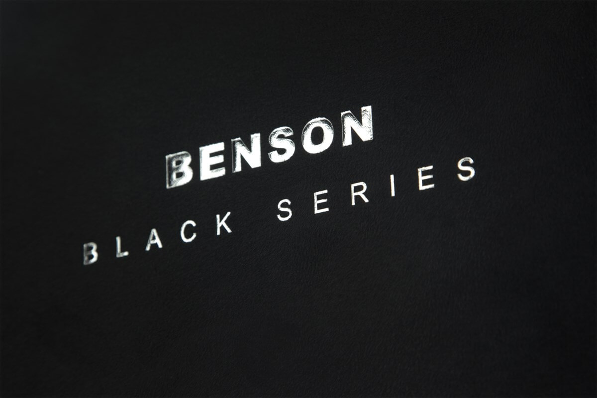 Benson Black Series WB.12.17.CF
