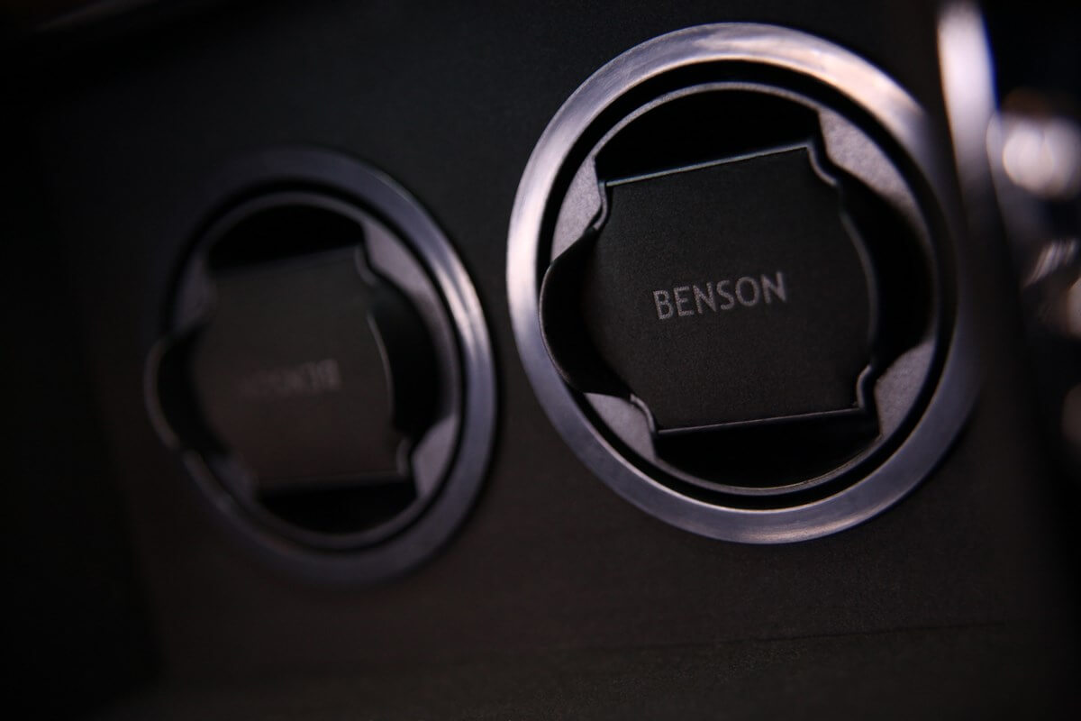 Benson Black Series 2.16.B